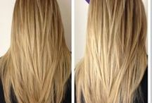 Ideas for my golden locks / by Emily Domeyer