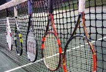 Tennis Equipment and Accessories / by Holabird Sports