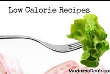 Low Calorie Recipes  / Good food that is good for you! Low Calorie meals that are easy to make, and taste great! #Recipes #LoCal #Healthy  / by Amee