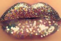 Make-up, make-up and make-up / by Heather Bené