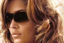 Sunglasses, Shades & Eyewear / Lunettes de soleil, verres fumés & verres correcteurs / by MariKamo Design