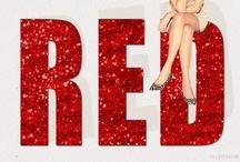 Red / by MariKamo Design