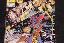 Comics / by James Gambino