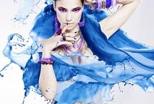 Blue Indigo / by MariKamo Design