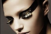 Black & Gold / by MariKamo Design