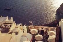 ♥♥♥ Greece / by Thaiz Stuart
