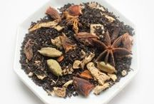 Spicely Organics Black Tea / All Spicely Organics black teas and black tea blends are Certified Organic and Certified Gluten-Free. / by Spicely Organics