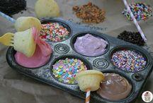 Dessert Ideas / by Heidi Crowley