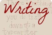 Writing / Words + Writing + Authors / by Bethany Stephens