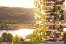 Green & sustainable / by Leslie Science & Nature Center