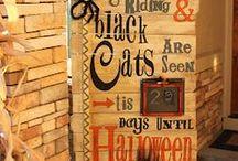 Happy Halloween / by Rachel Crawford