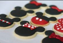 Mickey Party Ideas / by Mary Carver (Giving Up on Perfect)