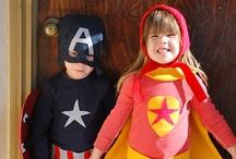 Super Hero Halloween / by Erin Adams