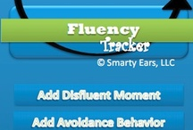 Fluency Apps (Stuttering Therapy) / by Lauren S. Enders, MA, CCC-SLP