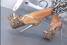 SHOES / by Sophia Owens Williams