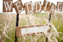 Wedding Ideas / by Heather Bates