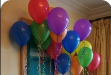 Party Ideas / by Angela K