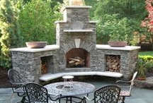 Outdoor Fire Places / by Trudi Foxcroft