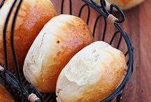 Bread / by Angela K