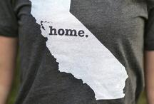 Made in California   / by Jerrianne Allen
