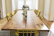 Decor {Kitchen & Dining} / Home décor, kitchen décor.  Rustic, classic, contemporary, etc. / by Amanda Santee