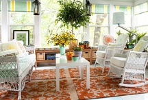 For the Home / Decor inspiration and do-it-yourself tutorials for the home. / by Kaitlyn Lowery