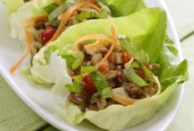 Healthy Food Ideas / Healthy and delicious recipes. / by Kaitlyn Lowery