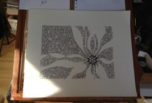 Zentangles and Zentangle Inspired Doodles and Art / .... / by Brinn McFetridge