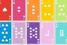 ♠ ♥ ♦ ♣ Cartes à jouer ♠ ♥ ♦ ♣ / by @nne p@sc@le