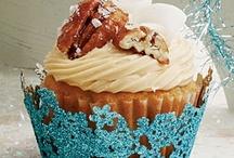 Sweet Treats / Cakes, cookies, brownies, oh my! / by Elizabeth L
