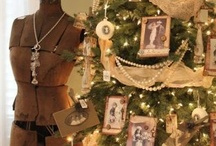 Vintage Christmas / by Heidi Adams Ramsey