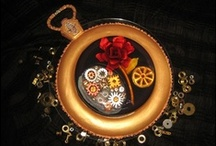 Steampunk Cakes / by Pat Korn
