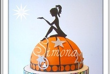 Sports and Games Cakes / by Pat Korn