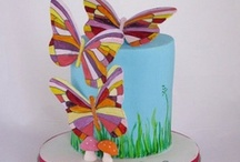 Butterfly Cakes / by Pat Korn