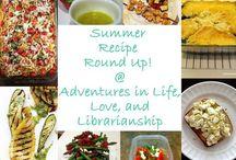 Summer Recipe Round Up / by Elizabeth L