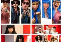 The X Factor Top 12 Halloween Costumes / Trick-or-Treat! The Top 12 dress up as their mentors! Which judge would you dress up as? / by The X Factor USA