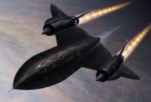 EXTREMLY FAST + COOL DESIGN / BLACKBIRD SR 71.....X-15.....Lockheed YF-12.....F-100A | F-101 | F-102 | F-104 / by Paul
