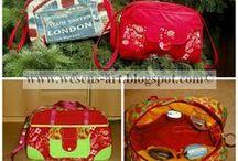 Sewing: Bags / by Wesens Art