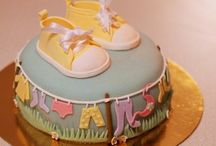 Baby Shower Cakes / by Marvella Franco