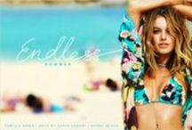 Seafolly Preview 2014 - Endless Summer  / by Seafolly Australia