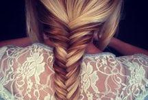 Hair / by Gabrielle Weidner