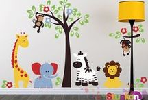 Nursery Ideas  / by Arpita Monahan