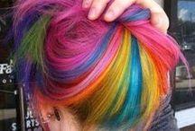 Hair! / by Christina