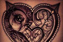 Tattoos / by Natasha Marsh