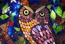 mosaic madness / by Helen Dunphy Bennett