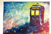 Doctor Who :D / by Lauren Knowles