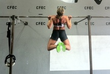 CROSSFIT / by Sarah Thompson