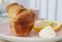 Breads/Biscuits/Scones/Muffins and Butter / by Maggie Carlson Mantovani