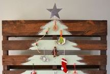 Creative Christmas Trees / Big on holiday spirit but tired of tradition? From upside down trees to DIY tree crafts, these Christmas creative Christmas trees from TrendHunter.com include festive seasonal decorations that will make the holidays shine bright / by TrendHunter.com