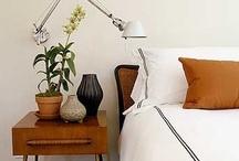 Bedding & Bedside Decor / by Nina